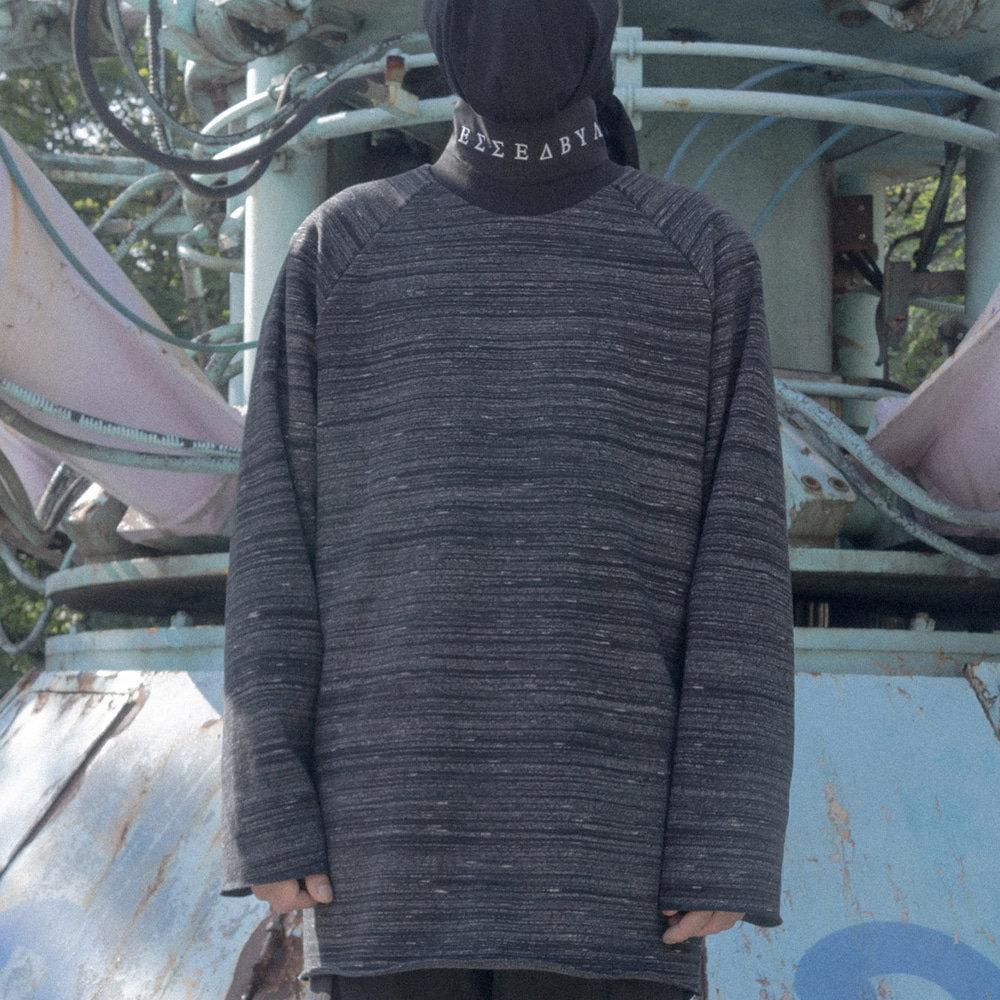 TECHNICAL X GREY SWEAT SHIRT