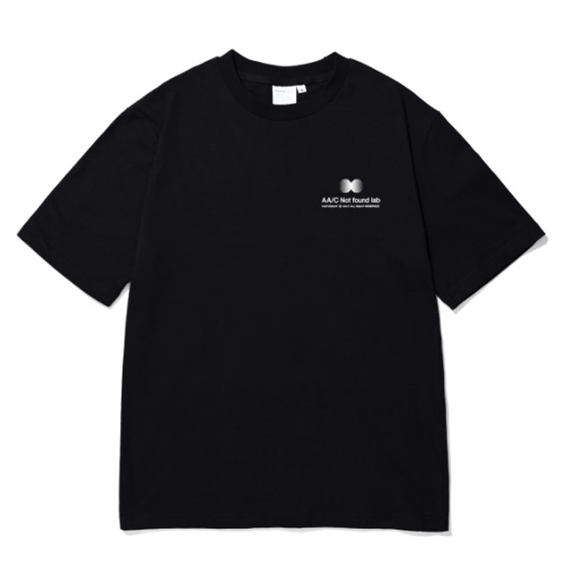 CIRCLE LOGO T-SHIRT BLACK