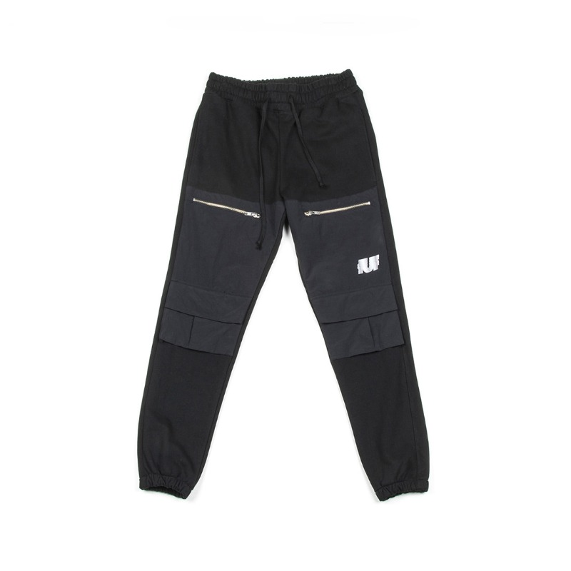 POCKET TRACK PANTS_BLACK