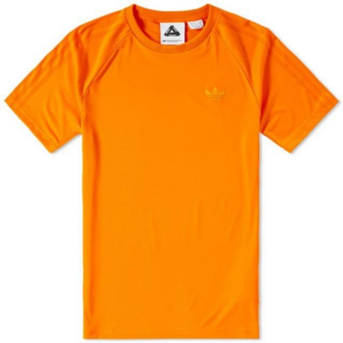PALACE X ADIDAS SSL TEE ORANGE