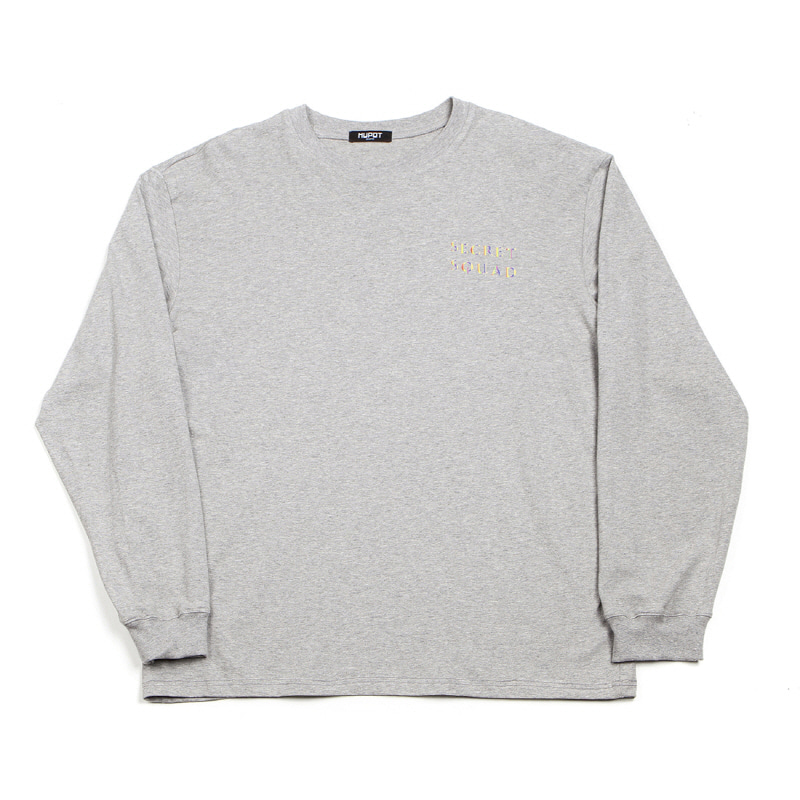 SECRET SQUAD LONG SLEEVE T-SHIRT