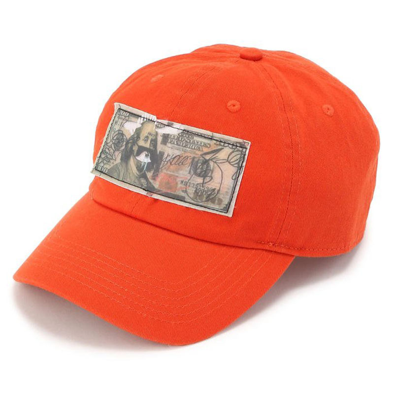 SKO JAMIN CAP (ORANGE)