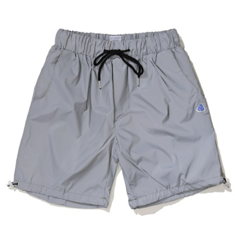 3M REFLECTIVE STRING SHORTS GREY