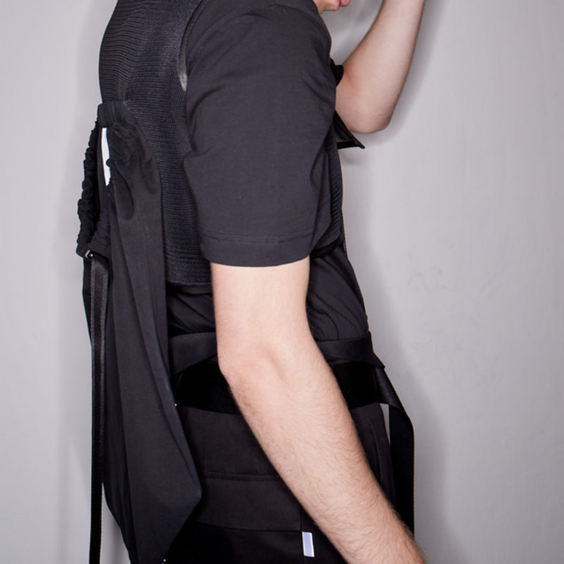 MESH VEST BACKPACK