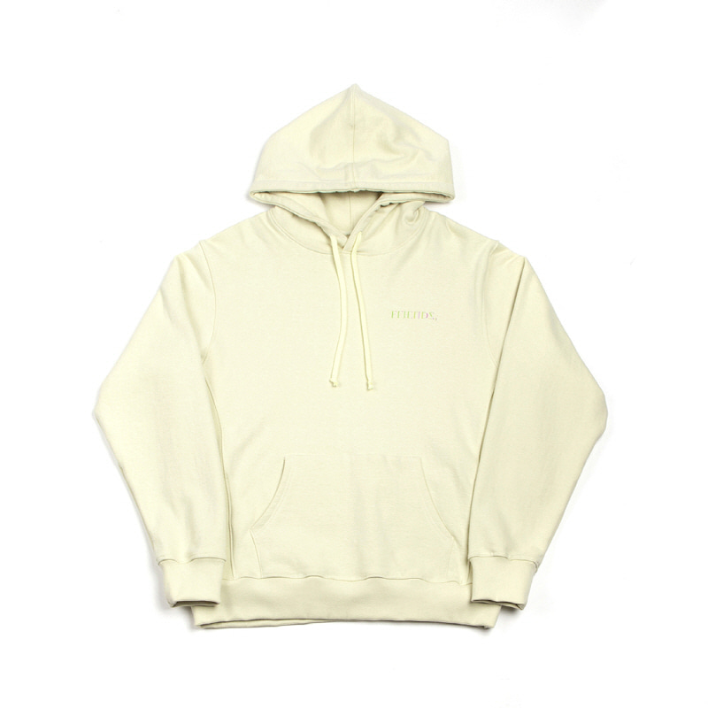 HQ FABRIC FRIENDS HOODIE