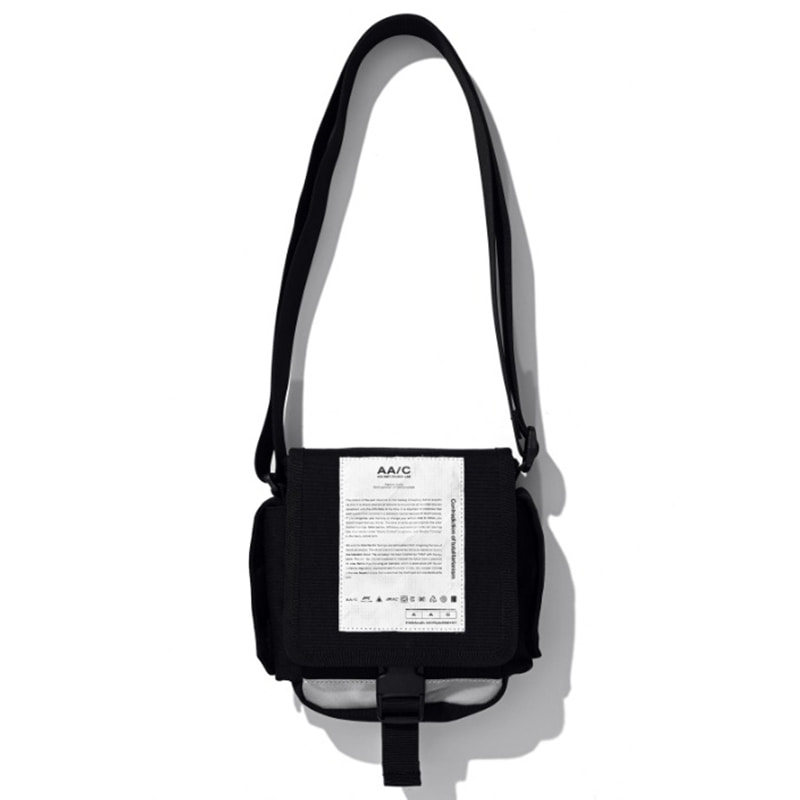 AA/C 3M SHORT BAG BLACK