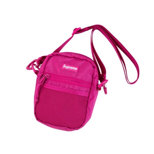 SMALL SHOULDER BAG MAGENTA