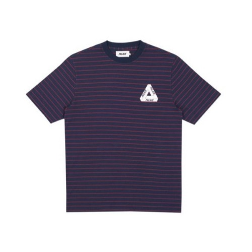 PETIT STRIPE 220 T-SHIRT NAVY