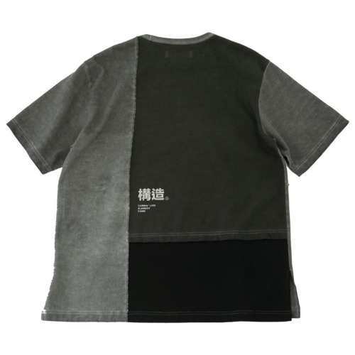 STRUCTURE-T (WASHED GREY)