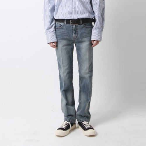 COALMINER STRAIGHT JEANS - ORIGINAL FIT (LIGHT BLUE)