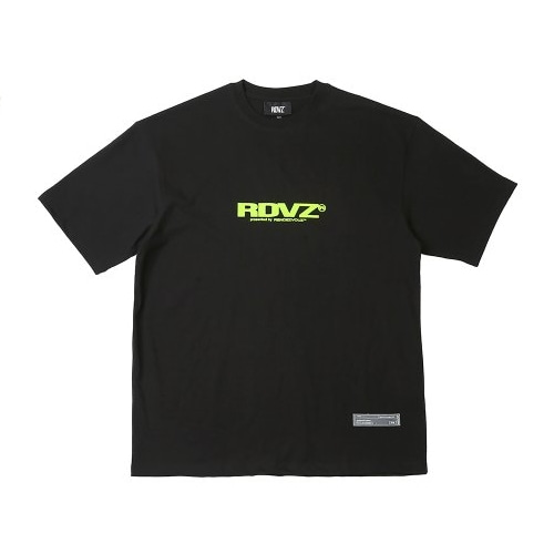 BIG LOGO T-SHIRTS BLACK