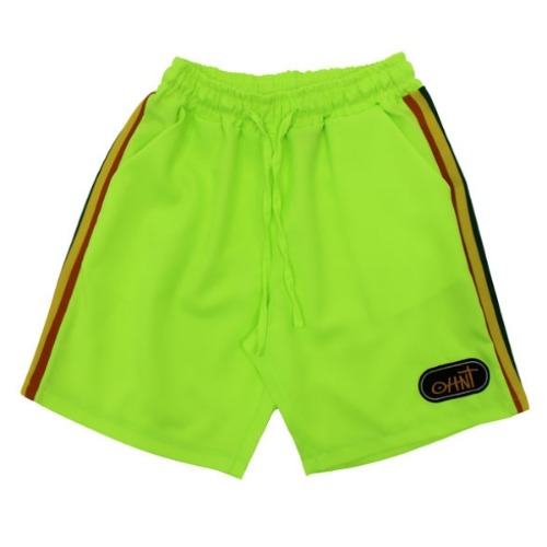 19 SUMMER SEASON TRIP SHORT PANTS - NEON