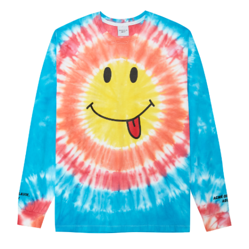 ADLV SMILE GRADATION LONG SLEEVE