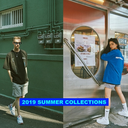 [LOOKBOOK] RDVZ 2019 SUMMER