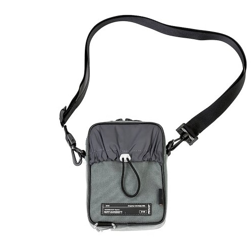 CORDURA® SIDE BAG GREY