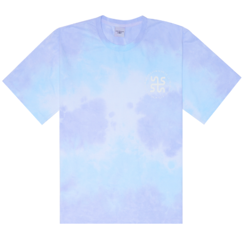 ADLV VARIEGATION SHORT SLEEVE LAVENDER