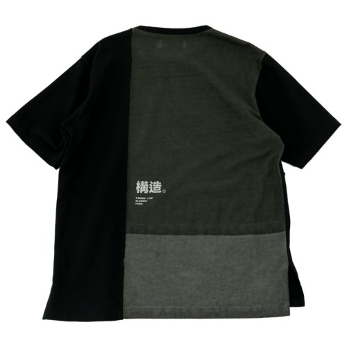 STRUCTURE-T (WASHED BLACK)