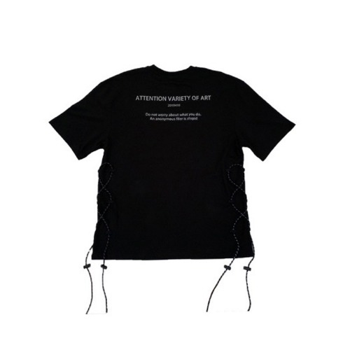 BASIC 3M SCOTCH HALF T-SHIRT