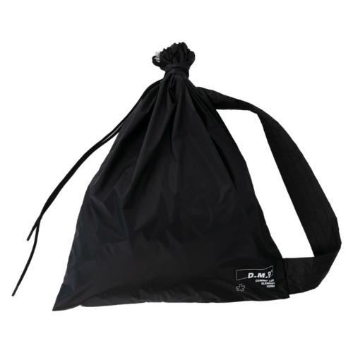 D.M.P SLING BAG (METAL BLACK)