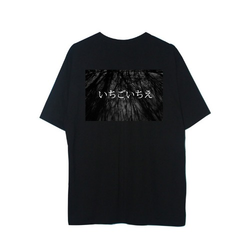 SHADOW TREE SHORT SLEEVE BLACK