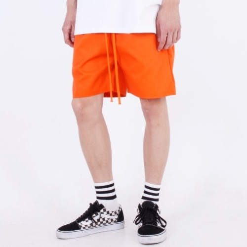 BASIC SHORTS ORANGE