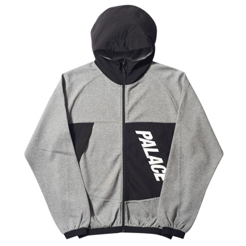 P-TECH TRACK JACKET GREY
