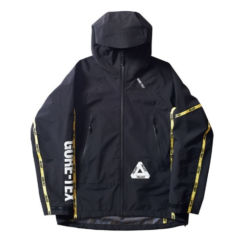 GORE-TEX JACKET BLACK