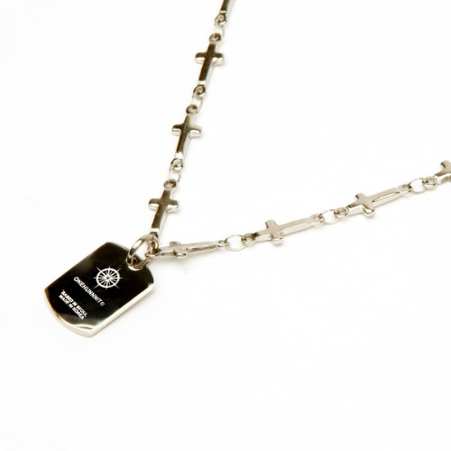 19FW DOG-TAG NECKLACE