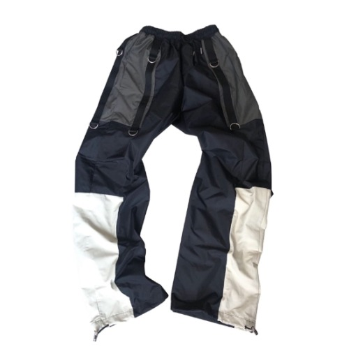BEIGEGRAY WORKER PANTS 2