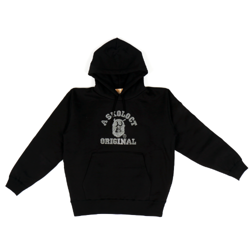 "CRYSTAL ""A SKOLOCT ORIGINAL"" HEAVY WEIGHT HOODIE"