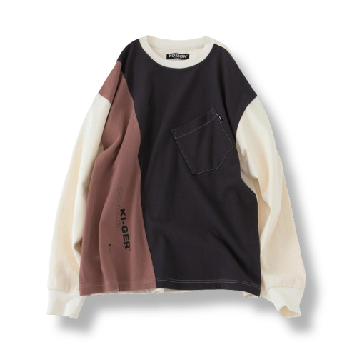 L231 LONG SLEEVE (ECRU)