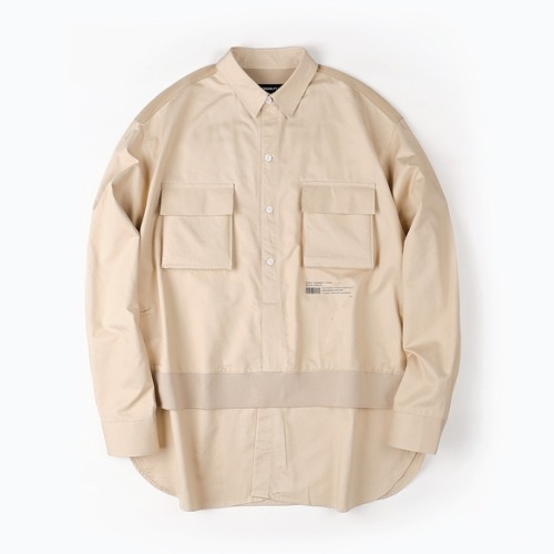LAYER LIB SHIRTS BEIGE