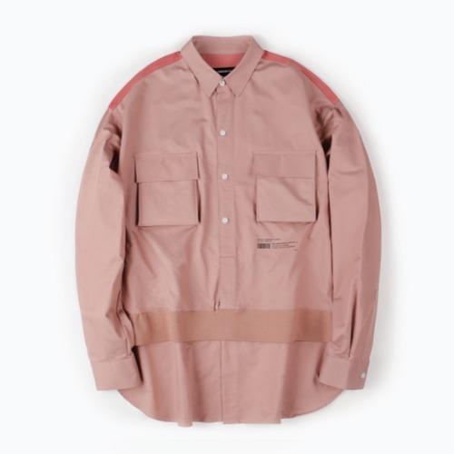 LAYER LIB SHIRTS PINK