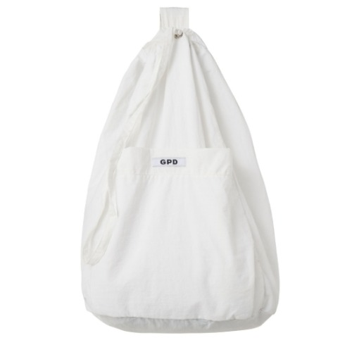 GPD 0010A WHITE BAG (WATER REPELLENT)