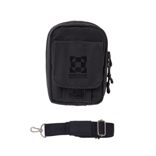 [GPD X LocknLock] METRO SINGLE TUMBLER SACK BLACK