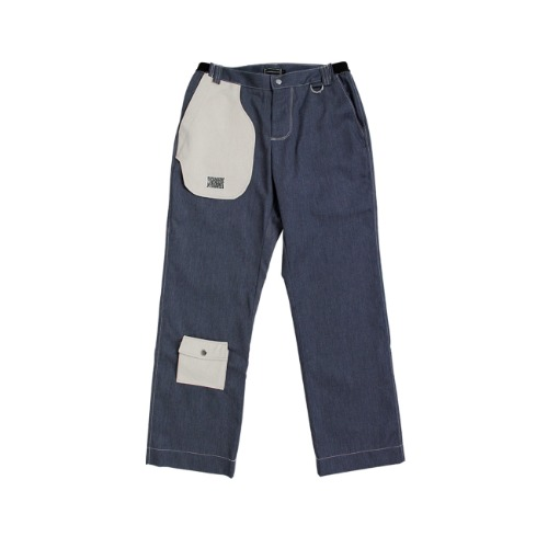 #CWK:DHPP'1 PANTS BLUE
