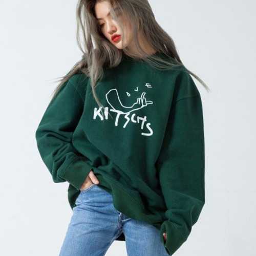 KITSCH LOVE GREEN MTM