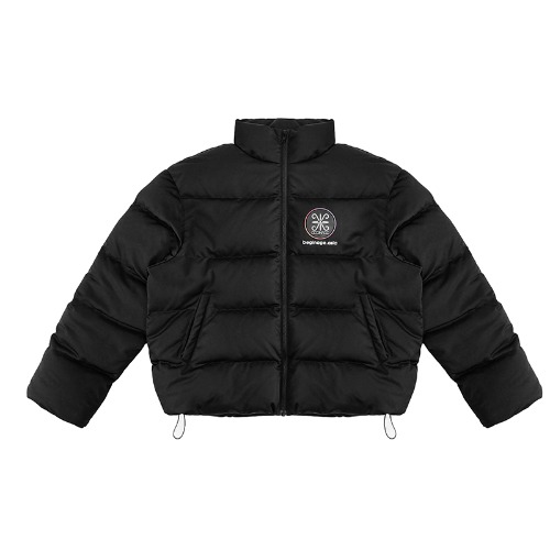 STORY PUFFY JACKET BLACK