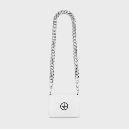MULTI WALLET BAG WHITE