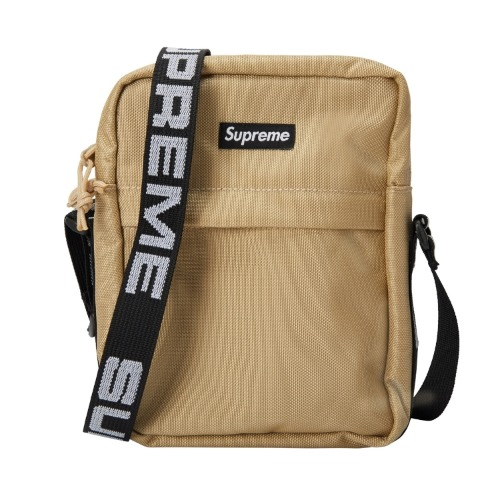 18SS SHOUDER BAG TAN