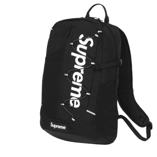 17SS BACKPACK BLACK