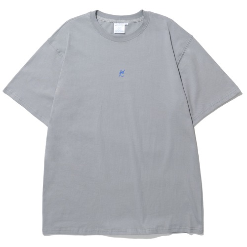 G.STWERK LUMINOUS T-SHIRT (GRAY)