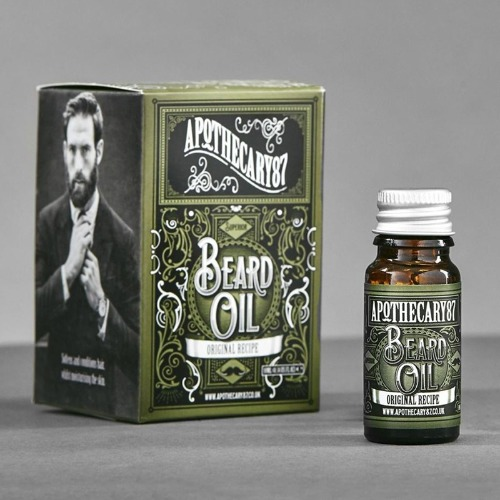 BEARD OIL - ORIGINAL RECIPE (O-1)