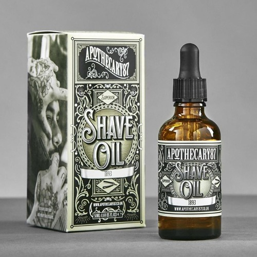 SHAVE OIL (SO-2)