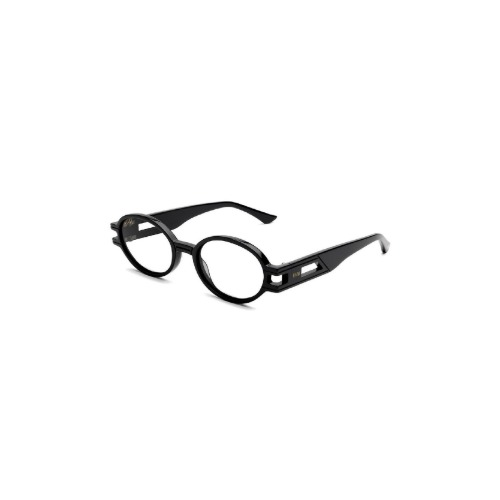 ST. JAMES SE CRYSTAL BLACK WITH CLEAR LENS