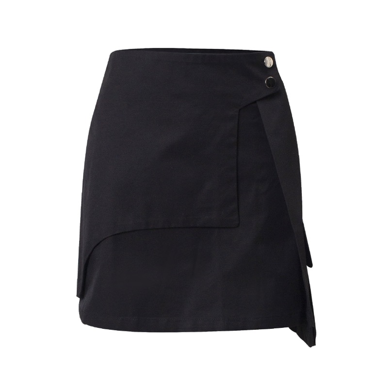 POCKET SHORT SKIRT