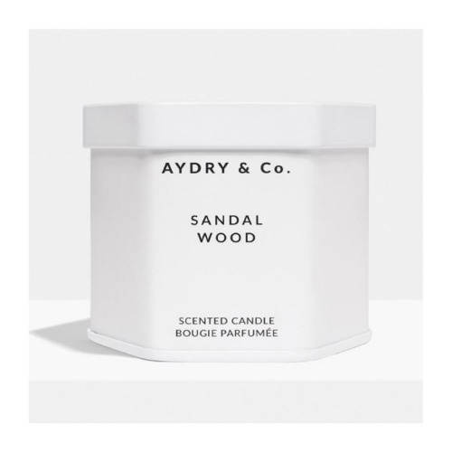 SANDAL WOOD CANDLE 3.5oz (CS110)