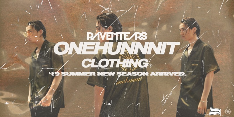 ONEHUNNNIT X Coup de grace POP-UP STORE