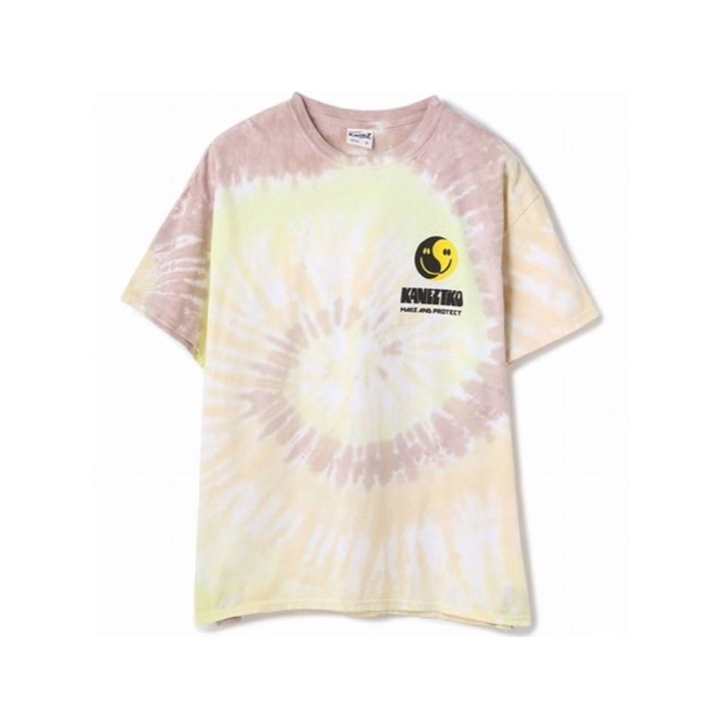 SMILE RAINBOW TEE (LIGHT)