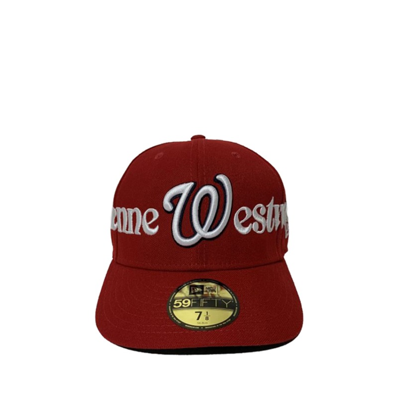 WASH VIVIENNE WESTWOOD NEW ERA CAP